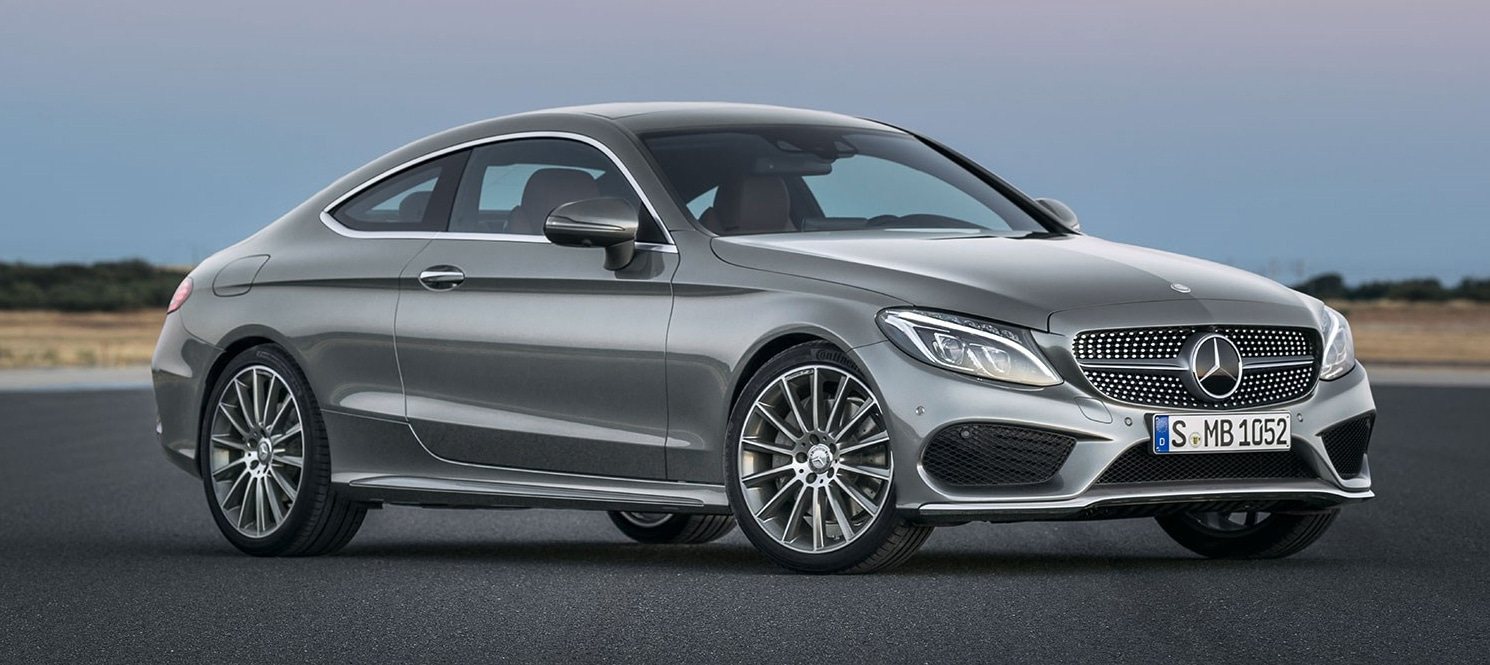 Hire-C-class-coupe