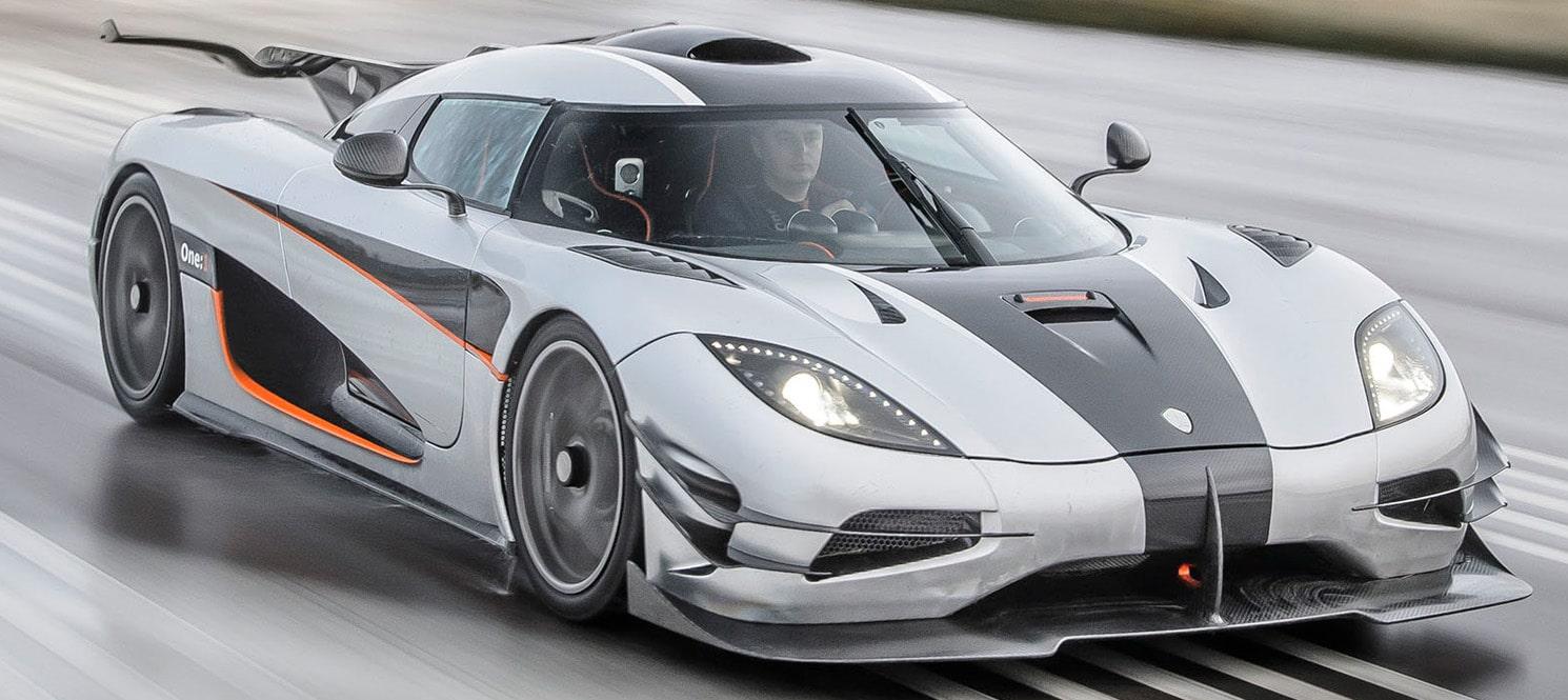 Koenigsegg-one-hire-uk